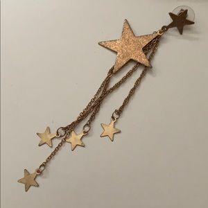 Star Dangly Earrings